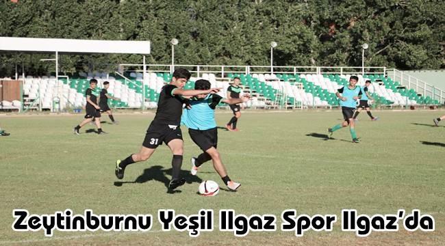 Zeytinburnu Yeşil Ilgaz Spor Ilgaz'da