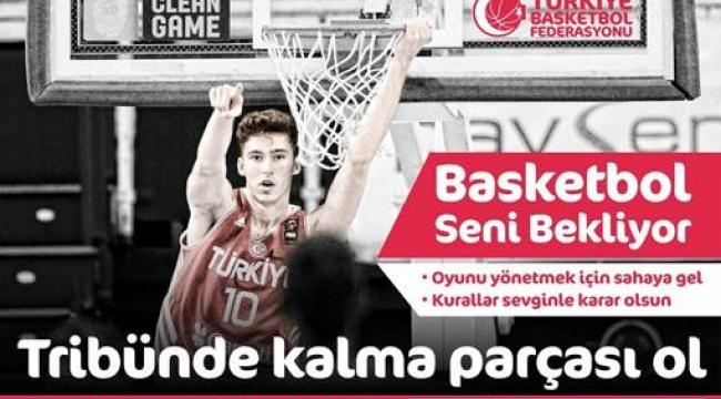 Basketbol seni bekliyor