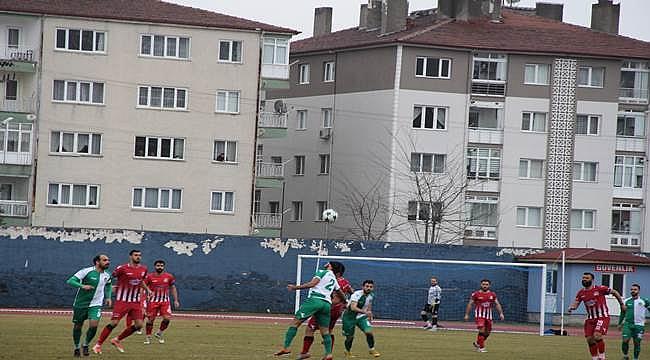 1074 Çankırıspor 3 puan peşinde