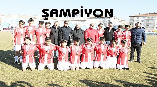 Şampiyon Gençlikspor