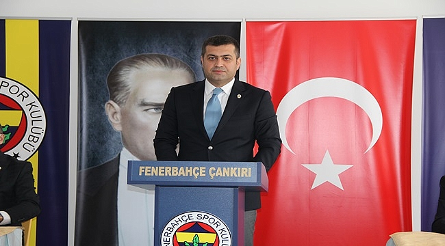 Çankırı Fenerbahçeliler Derneği kapılarını basına açtı