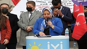 İstanbul Sözleşmesine bir tepki de   Yakar'dan  geldi