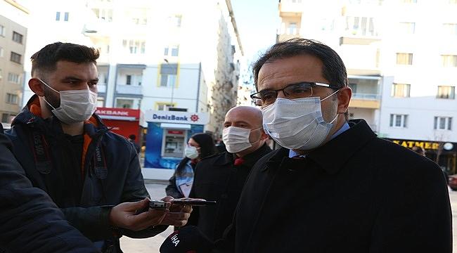 Karonavirüse karşı Çankırı'nın hedefi: