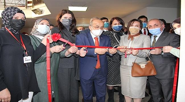 MHP Çankırı Kadın Kolları Çalışma Ofisi açıldı