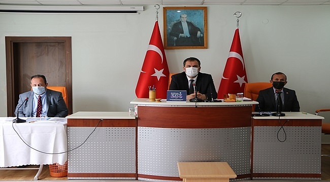 İGM'de komisyonlar da yenilendi