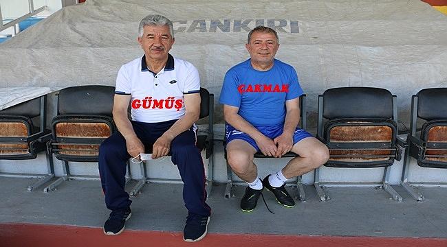 Veteranlar Antalya'da futbol şöleninde buluşuyor Çankırı Belediyespor Veteranların  Tek hedef Şampiyonluk