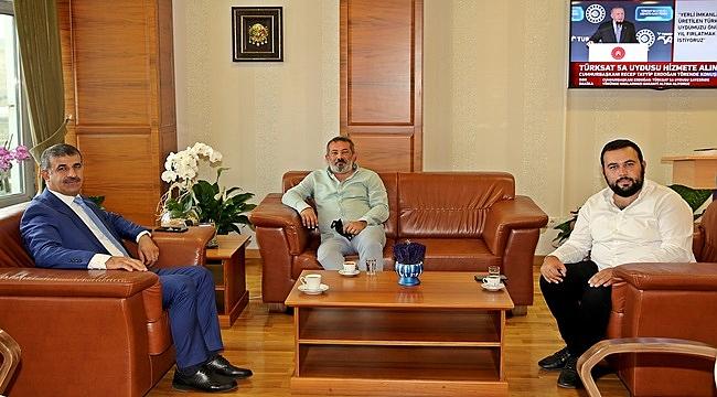 ÇAKÜ- Kırıkkale Üniversitesi TEKNOKENT'te  buluştu