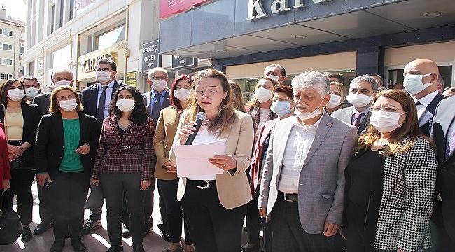 CHP heyeti Çankırı'yı karış karış gezdi