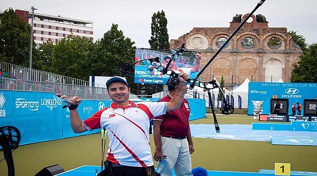 Makaralı Yay Erkek Milli Takımı'mız Avrupa şampiyonu oldu
