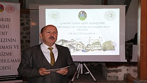 Belediye tarihi ve kültürel mekânları basına tanıttı