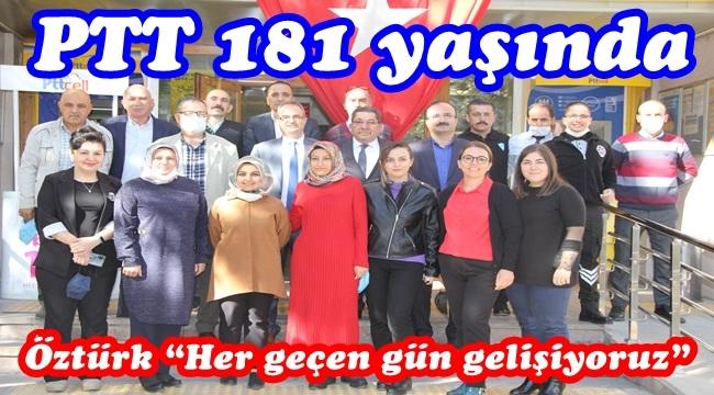 PTT 181 yaşında