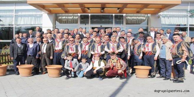 Oğuz Boyları Yaran Meclisi başağa ocağı ile sona erdi